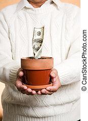 사업, 재정상의 개념