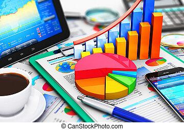 사업, 재정, 와..., 회계, 개념