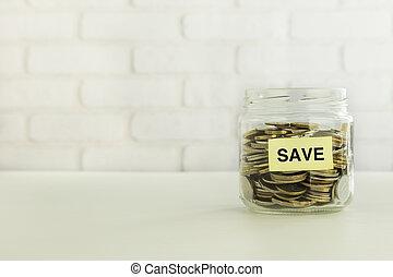 사업 전략, 치고는, 돈을 절약해라