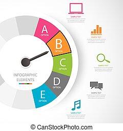 사업, infographic