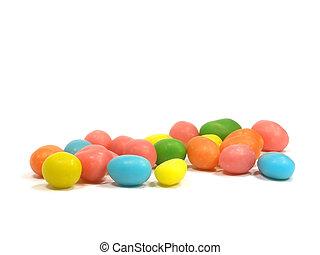 사탕, 다채로운