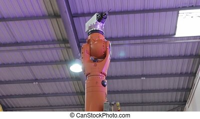 산업의, 로봇식 팔