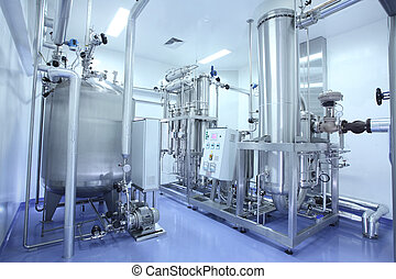 산업 장비