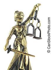 상징, 의, 법, 와..., justice.