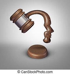 생각, 마음, 법률이 지정하는