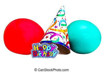 생일 파티, 고립된
