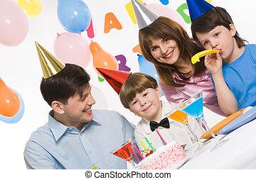 생일 파티