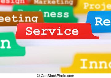 서비스, 질, 사무실, 원본, 통하고 있는, 기록부, 에서, 사업, 서비스, 문서