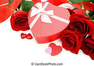 선물, 연인 날