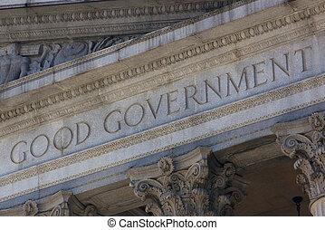 선, 정부