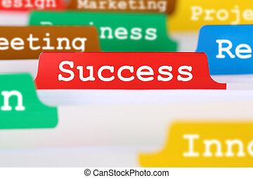 성공, 또는, 입신한, 사무실, 원본, 통하고 있는, 기록부, 에서, 사업, 서비스, 문서