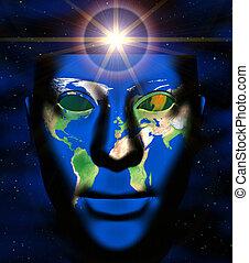 세계적인 시각