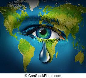 세계, 가난