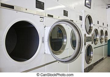 세탁물, 매트