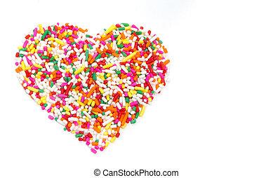 소량, 설탕