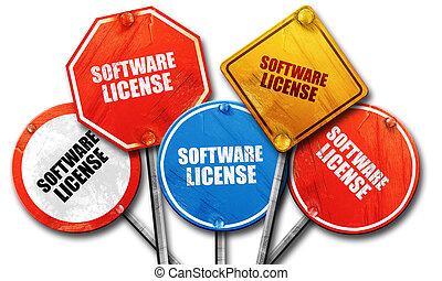 소프트웨어, 면허하다, 3차원, 지방의 정제, 거칠게 굴다, 거리 표시, 수집