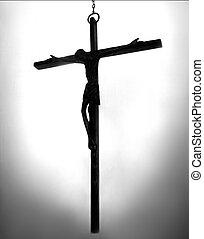 수도자, 십자가