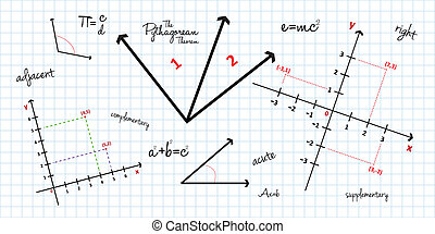 수학상의, 기하학, 배경