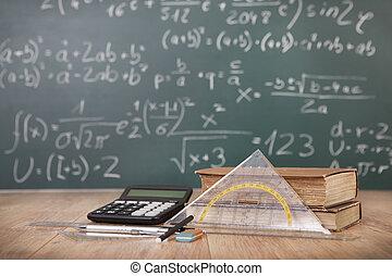 수학상의, 수업