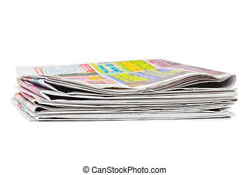 스택, 의, 신문