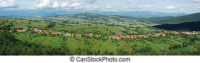 시골, 파노라마