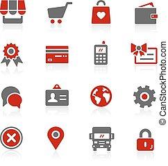 시리즈, redico, -, 상점, 온라인의