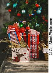 신년의 것, 와..., 크리스마스, 내부, 2
