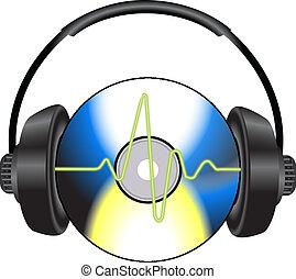 심장의 고동, 음악