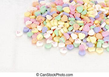 심혼, 사탕