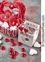 심혼, 치고는, 발렌타인 데이
