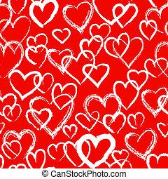 심혼, seamless, 패턴