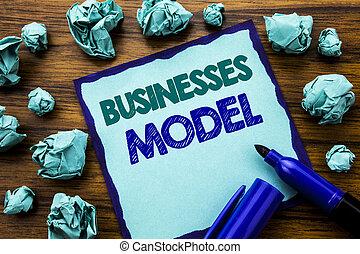 쓰기, 원본, 전시, 사업, model., 사업 개념, 치고는, 고아하다, 치고는, 사업, 써진다, 통하고 있는, 접착성의 노트, 종이, 멍청한, 배경, 와, 표를 붙이는 사람, 꺾인다, 황색, 종이, 의미, 생각