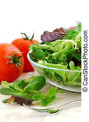 아기, 은 녹색이 된다, 토마토