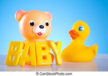 아기, 장난감