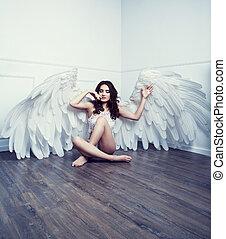 아름다운, 천사