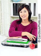 아시아 사람, 학생
