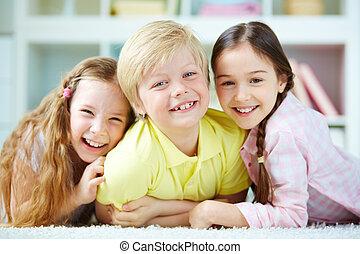 아이들의 그룹