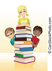 아이들, 교육