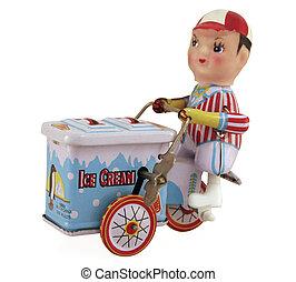 아이스크림, 소년