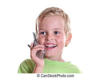 아이, 와, 전화