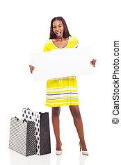 아프로형 미국 여성, 보유, 공백, 빌보드