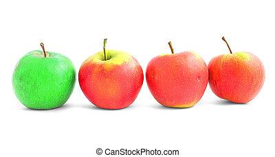 애플, 다양성