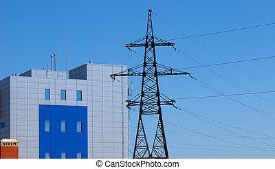 에너지, 관리, 회사