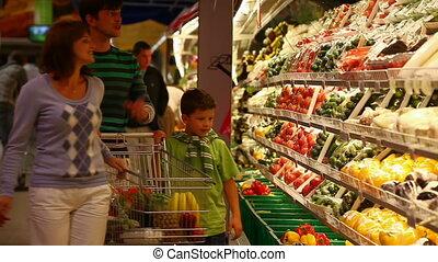 에, grocery