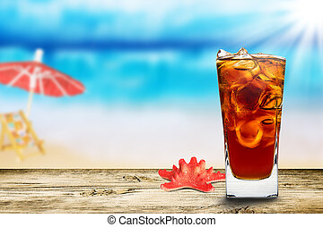 여름, 마실 것