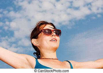 여름, 자유