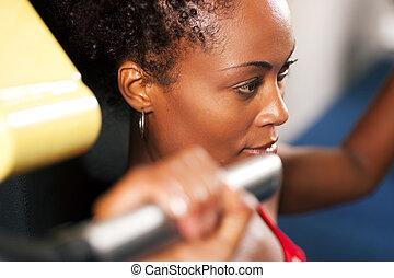 연습, 체조, 적당