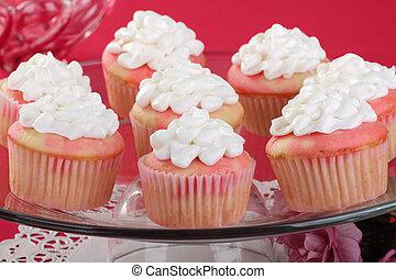 연인 날, 컵케이크