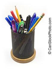 연필, 펜