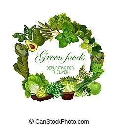 영양, 색, 극단적인 채식주의자 음식, 녹색, 채소, 규정식